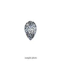 0.88ct. Pear Cut Diamond