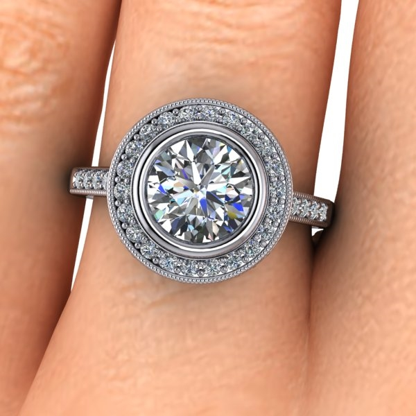 the engagement watch ring youtube nexus diamond rings julia