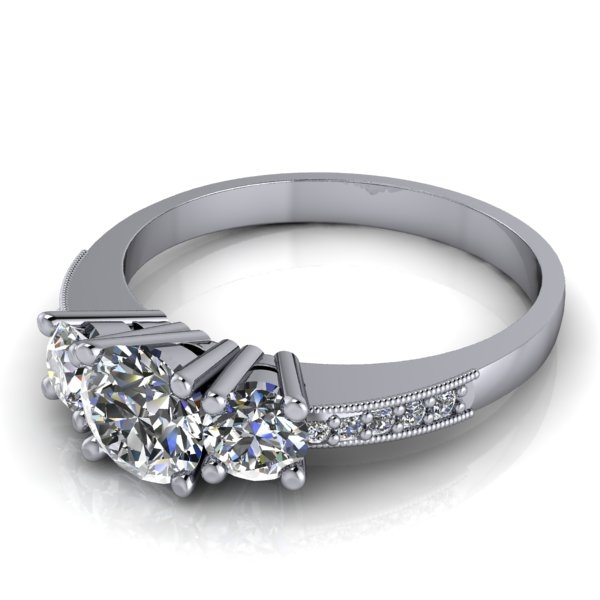 ring torhdclub diamond engagement rings carat two