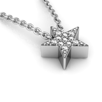 StarShine Diamond Necklace .06ctw.