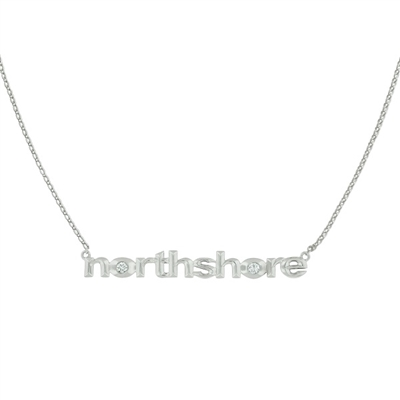 14k & Diamond Northshore Necklace
