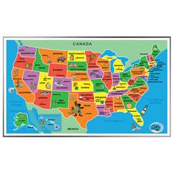 Kids Puzzle Of The USA, ABW153A