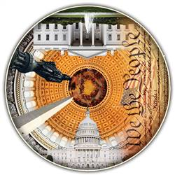 Usa Capital Round Table Puzzle, ABW364