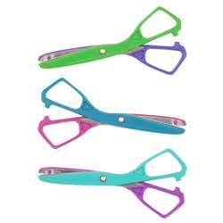 Economy Plastic Safety Scissors By Acme United