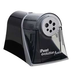 Ipoint Evolution Axis Multi Size Pencil Sharpener, ACM15509