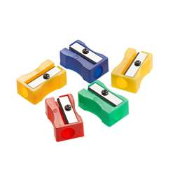 Singlehole Pencil Sharpeners 24Ct Classroom Pk, ACM15993