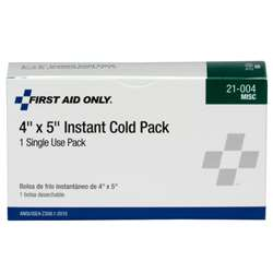 Cold Pack 4X5 Single, ACM21004