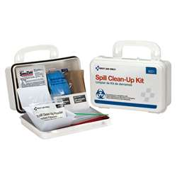 Spill Clean Up Kit Plastic Case, ACM6021