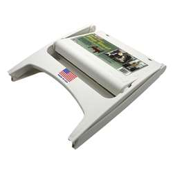 Quik Fold Step Stool White By Adams