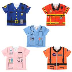 My 1St Career Gear Toddler 5Pc Tops, AEA1CGC