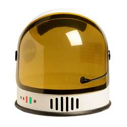 White Nasa Astronaut Youth Helmet, AEAASHELMET