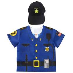 My 1St Career Toddlers Pol Top Cap Gear, AEAMFCGB36