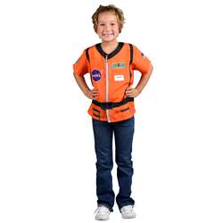 My 1St Career Gear Orange Astronaut Top One Size F, AEATASO