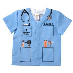 My 1St Career Gear Blue Doctor Top, AEATDDB