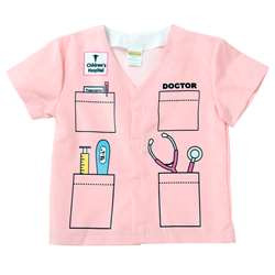 My 1St Career Gear Pink Doctor Top, AEATDDP