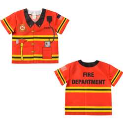 My 1St Career Toddler Firefighter Gear, AEATDFF