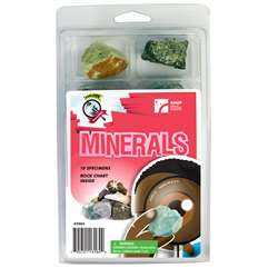 Explore With Me Geology Minerals Set By American Educational