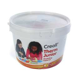 Creall Therm Junior Asst Colors, AEPA03018