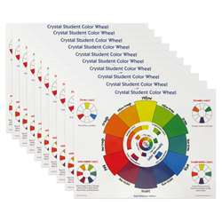 Crystal Color Wheel Student, AEPCP7227D