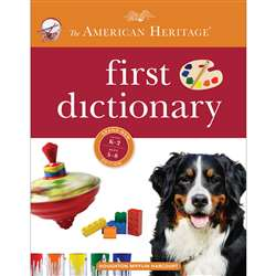 American Heritage First Dictionary, AH-9781328753366