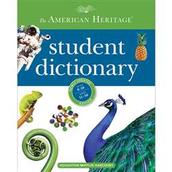 American Heritage Studnt Dictionary, AH-9781328787347