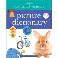 American Heritage Pict Dictionary, AH-9781328787378