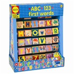 Abc 123 First Words By Alex By Panline Usa