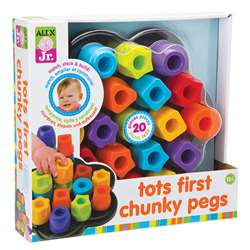 Tots First Chunky Pegs, ALE1953