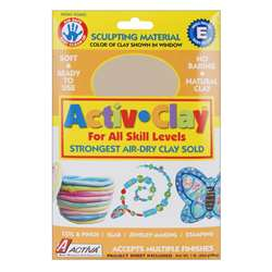 Activ-Clay White 1 Lb. By Activa