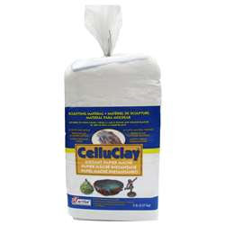 Celluclay Bright White 5 Lb Package By Activa