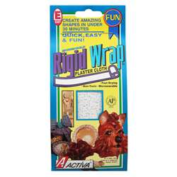Rigid Wrap 4 Inch Plaster Tape By Activa