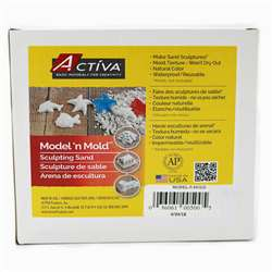 Activa Beach Sand 3 Lb Box By Activa