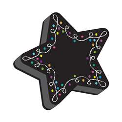 Magnetic Erasers Star Chalk Whiteboard, ASH09989