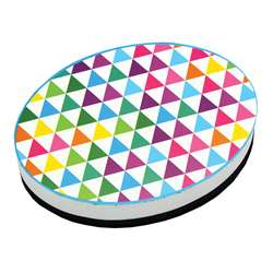 Color Triangles Magnetic Wb Eraser, ASH09994