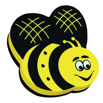 Magnetic Whiteboard Eraser Bee By Ashley Productions