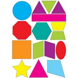 Math Die Cut Magnets Shapes, ASH10065