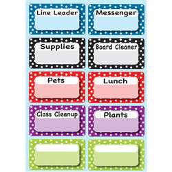 Magnetic Time Organizers Classroom Jobs, ASH10092