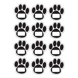 Die Cut Magnets Black Paws By Ashley Productions