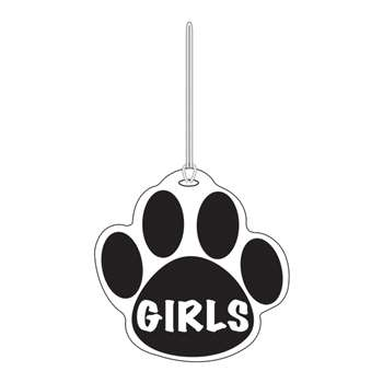 Black Paw Hall Pass Girls 4 X 4 By Ashley Productions