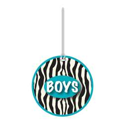 Zebra Boys Hall Pass By Ashley Productions