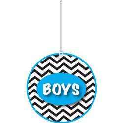 Shop Chevron Boys Hall Pass - Ash10442 By Ashley Productions