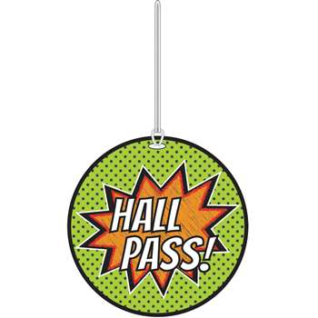 Superhero Hall Pass, ASH10454