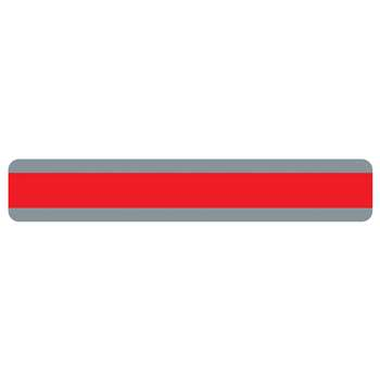 Sentence Reading Guide Strip Red, ASH10867