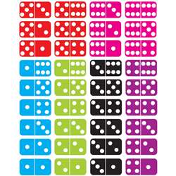 Math Die Cut Magnets Dominoes, ASH11302