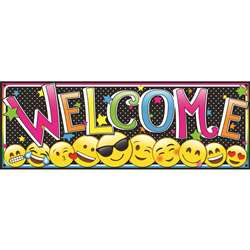 Emoji Magnetic Welcome Banner, ASH11310