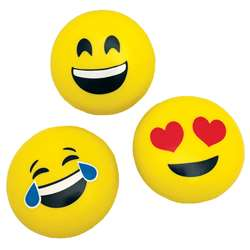 Emoji Therapy Squeezies 3 Pack, ASH12000