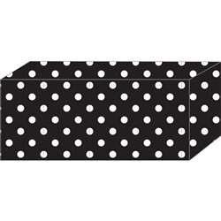 5Pk Block Magnet Black & White Dots Heavy Strength, ASH17850