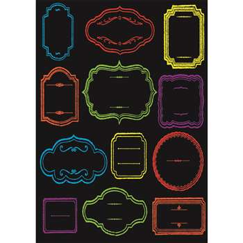 Die-Cut Magnets Chalkboard Class Subjects, ASH19003