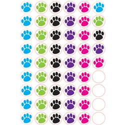 Foam Math Manipulatives Paw Counter, ASH40019