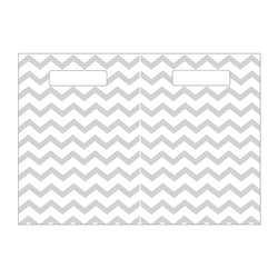 Folding Magnetic Center Gray Chevron, ASH60001